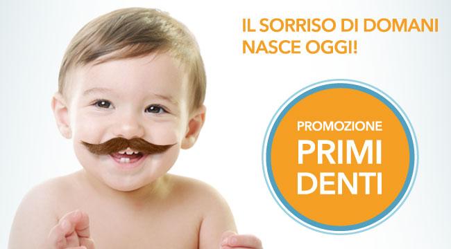 Promozione primi denti